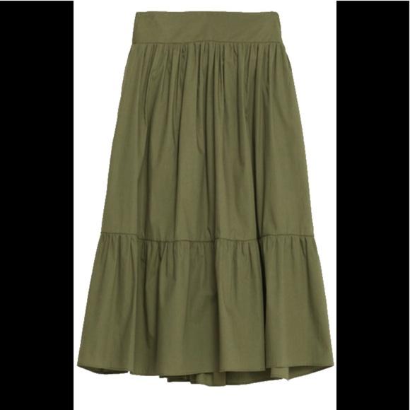 Zara Dresses & Skirts - Zara Midi Skirt, Small